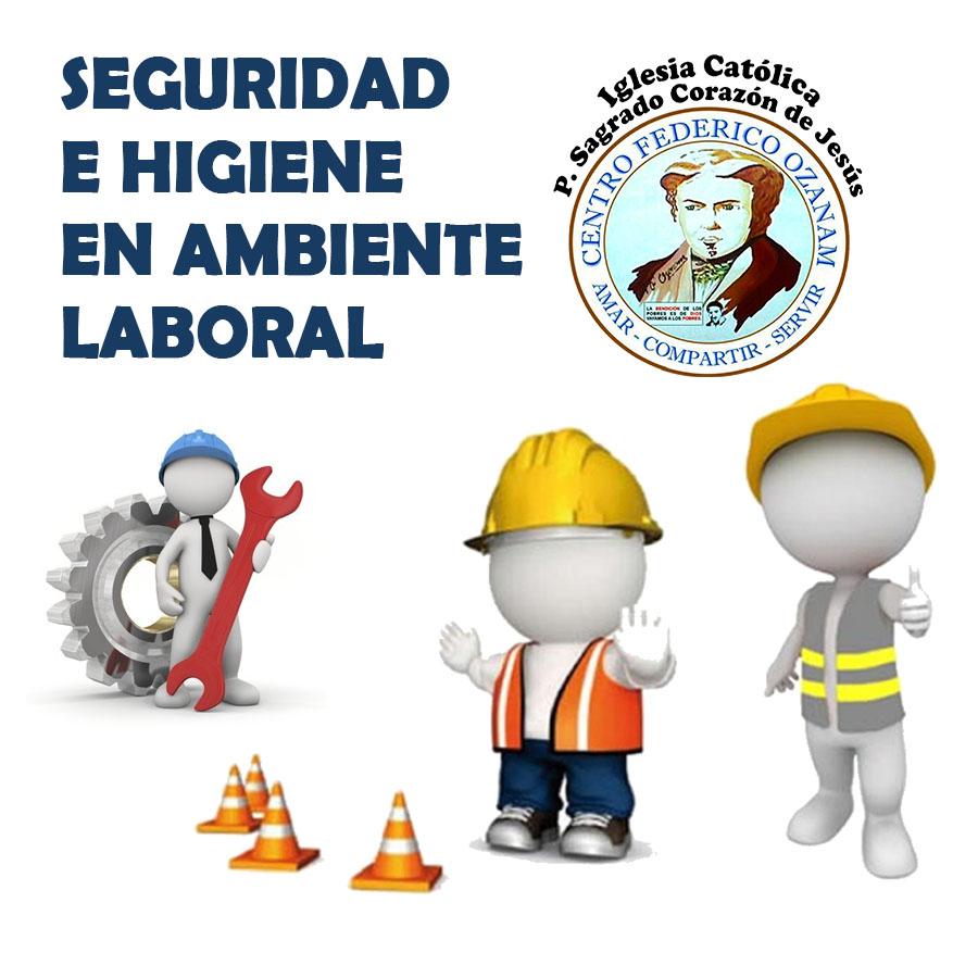 Seguridad e Higiene en Ambientes Laborales Grupo II