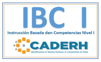 Facilitador de Instrucción Basada en Competencias (IBC) Nivel I