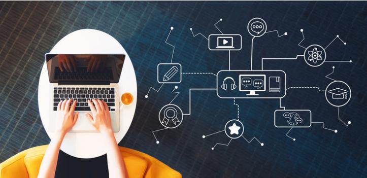 Herramientas virtuales para formación en linea